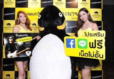 Penguin SIM joins hands with Sek Loso to launch 'Penguin Rao Lae Nai SIM'